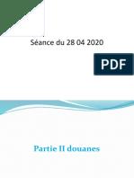Séance 4 du 28 04 2020