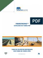 Fiberstrong FRP Catalogo 2006