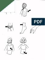 Parties du corps (4)