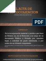 16-10-2020 El Acta de Protocolizacion