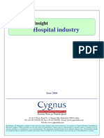 Hospital Industry insight_toc