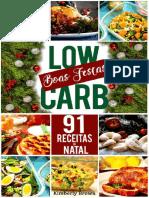 @Revistavirtualbr 91 Receitas de Natal Low Carb