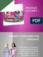 Origen y funciones del lenguaje