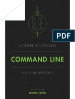 Learn Enough Command Line