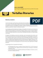 Tertulias-literarias