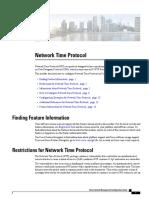 NTP - bsm time calendar set