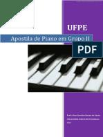 [Cliqueapostilas.com.Br] Apostila de Piano Em Grupo II