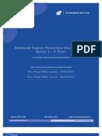 Sundaram Capital Protecton Fund 5Years Feb 2011 Application Form