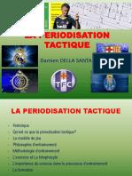 Damien Della Santa La Periodisation Tactique