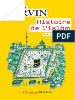 (Champs Histoire) Sabrina Mervin - Histoire de l'Islam. Fondements et doctrines.-Flammarion (2016)