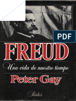 Freud_ Una Vida de Nuestro Tiem - Peter Gay