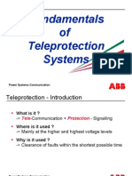 Fundamentals of Teleprotection Systems