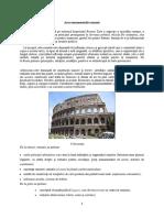 Arta Monumentala Romană