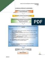 FORMULACION DE PROYECTO - NECESIDADES