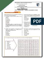 Actividades de Signos Lingüísticos (1)