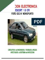 FORD Escort-Orion 1.8- FULL MOTORES CHECK
