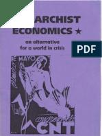 Anarchist Economics - Abraham Guillen