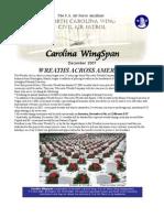 North Carolina Wing - Dec 2007