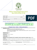 wintercamp forms