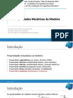 Apresentação Ciência Dos Materiais - Juninho