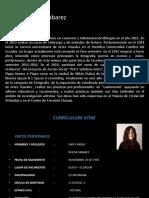 Daisy Rueda Tabarez PORTAAFOLIO