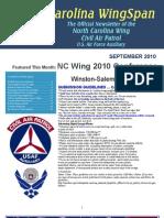 North Carolina Wing - Sep 2010