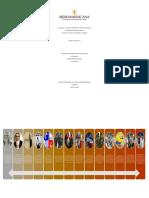Actividad 5 - Iguales y diferentes entre la diversidad y los derechos (línea del tiempo)