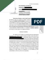 Sentencia Actividad Integradora (1)
