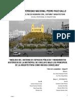 Diagnóstico Chiclayo Metropolitano