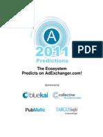 2011-adexchanger-predictions