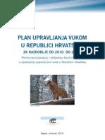 Plan upravljanja VUKOM