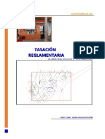 TASACION REGLAMENTARIA - Sra. Silma Chilicacepa