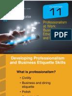 Chapter11- Business Communication