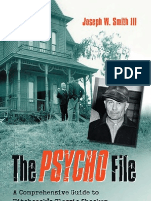 The_Psycho_File | Alfred Hitchcock | Leisure