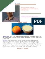 Payasam Recipes in Tamil