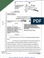 Xoom v Motorola - Complaint