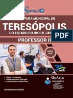 Professor II Teresopolis Rj