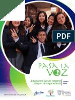 guia para trabajar la sexualidad infantil