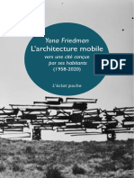 FRIEDMAN Yona - Architecture mobile