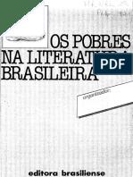 SCHWARZ, Roberto - A velha pobre e o retratista (1983) - OS POBRES NA LITERATURA BRASILEIRA