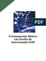 Treinamento SAP - Perfil