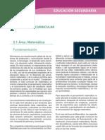 DCN2009-Matemática-Secundaria