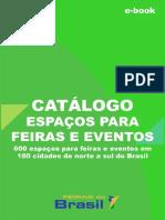 Catalogo Centros de Evento 2017