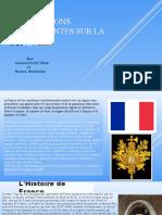 Informations interessantes sur la France (1)
