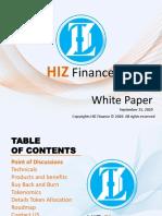 Whitepaper-HIZ-Finance