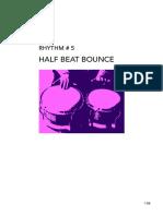 27. Lesson 12 - Rhythm 5 - 'Half Beat Bounce'