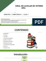 COMPETENCIA 1 CORTE 1 CLASE 1 - bioseguridad