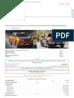 Nissan Navara Doble Cabina 2.3 dCi 140 kW (190 CV) Tekna (2019) _ Precio y ficha técnica - km77.com