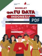 Booklet Satu Data Indonesia Cetakan 1
