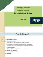 Modele de Solow